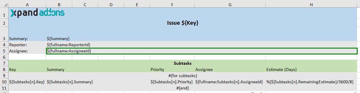 work documentation templates